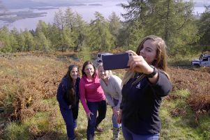 A new campaign aims to attract women to Sotland to play golf and sightsee. Picture: VisitScotland
