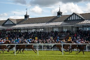 Musselburgh has lost its richest jumps meeting of the year twice, first to frost and now an outbreak of equine flu which has crippled British racing. Picture: Andrew O'Brien