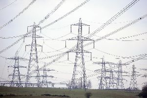 Energy bills are set to rise for consumers in the UK. Picture: Michael Gillen