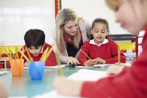 File image - the initiative is aimed at inspiring young Scots to learn the language.