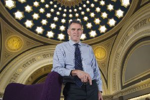 Under chief executive Ross McEwan, RBS drew a line under major misconduct settlements in August. Picture: Ian Rutherford