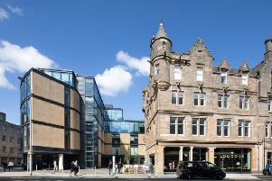 The wider Lochrin Square office development is now fully let. Picture: Contributed