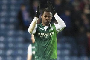 Efe Ambrose is nearing a deal with Derby County. Picture: SNS/Craig Foy