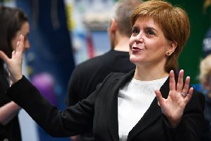 With Brexit causing problems for so many Remain-voting Scots will the First Minister's prediction come true? Picture: Jeff J Mitchell/Getty Images