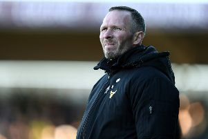 Michael Appleton during his time as manager of  Oxford United. Picture: Pete Norton/Getty Images