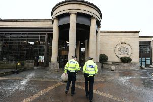 The trio were found guilty at the High Court in Glasgow