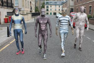 The capital fancy dress firm, creator of the iconic Morphsuit, will target growth in Australia and the US following the acquisition. Picture: Contributed