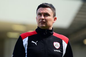 Paul Heckingbottom's last managerial job was with Leeds. Pic: Getty