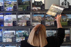 A forecast predicts it will become more expensive to buy or rent a home in both Scottish cities