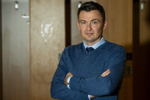 Paul Heckingbottom has signed a three-and-a-half year deal with Hibs