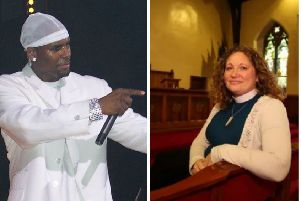 Members of a Church of Scotland congregation clashed with security on a cruise ship after a DJ refused to stop playing songs by American pop star R Kelly. Pictures: WikiCommons/Allgamenab and SWNS