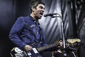 Noel Gallagher's High Flying Birds are returning to Edinburgh later this year. Picture: Calum Buchan Photography