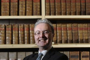Lord Advocate James Wolffe. Picture: Greg Macvean