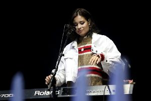 Singer-songwriter Nina Nesbitt will be among the stars to appear in a one-off variety show which will launch BBC Scotland's new channel.