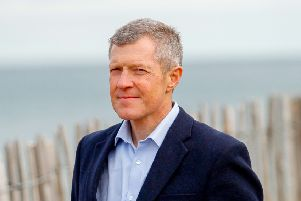 Scottish Lib Dem Leader Willie Rennie.