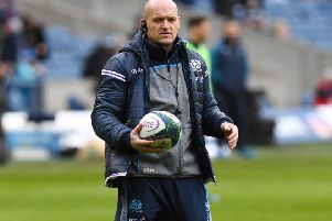 Gregor Townsend has added six players to his squad. Picture: SNS Group