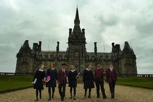Fees for schools such as Fettes College could rise considerably. Picture: TSPL