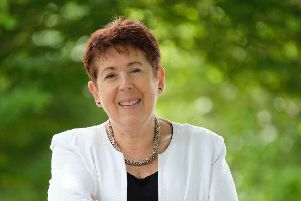 Polly Purvis has helmed the trade body for six years. Picture: contributed.