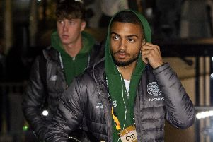 Jeremy Toljan believes Celtic can overturn a 2-0 deficit against Valencia. Picture: SNS