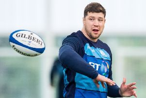 Grant Gilchrist believes Scotland can overturn the odds