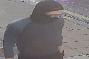 Police have made a CCTV appeal following the raid.
