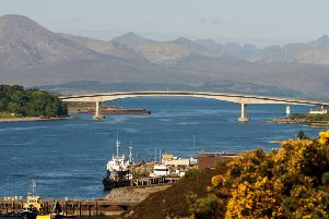 It is estimated around one in eight properties on the Isle of Skye, which is connected to the mainland via a road bridge, are let via Airbnb. Picture: Neil Hanna