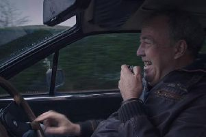 Jeremy Clarkson and Grand Tour co-hosts ridicule Scots town during NC500 road trip