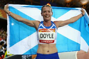 Eilidh Doyle feels British Athletics has lost some faith in here.  Picture: Michael Steele/Getty Images