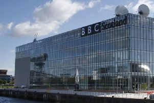 The deal was announced to coincide with the launch of the new BBC Scotland channel.
