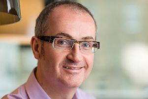 Urquhart joins e.fundamentals as chief technology officer and will be based in Edinburgh with the firm's development operations team. Picture: Hugh Beauchamp