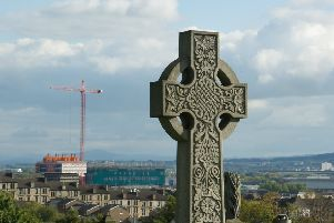 A view from Glasgow's Necropolis (Picture: John Devlin)