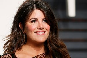 Monica Lewinsky. Picture: Reuters/Danny Moloshok/File Photo