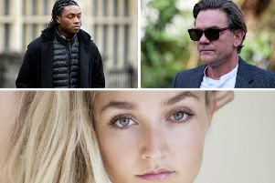 Ceon Broughton (top left) was found guilty of manslaughter for the death of John Michie's (top right) daughter