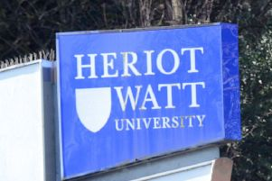 An industry-backed group at Heriot-Watt University has successfully fused glass and metal. Picture: Jon Savage