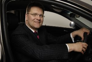 Robert Forrester is in the driving seat as Vertu's chief executive. Picture: Marc Schlossman