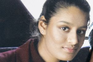 Ms Begum, who fled from Bethnal Green in east London to join Islamic State as a 15-year-old, recently said she regretted speaking to the media. Picture: PA