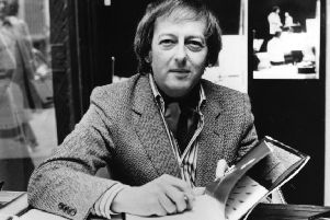 Andre Previn at a London book signing in 1979 (Picture: Keystone/Getty Images)