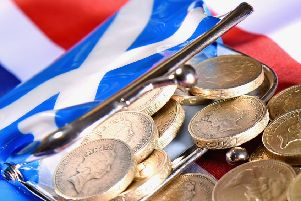The SNP is set to adopt a new policy for Scotland to establish its own currency if it becomes independent. Picture: Getty