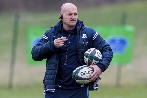 Scotland head coach Gregor Townsend hopes to have a number of key men back for next Saturday's clash with Wales. Picture: SNS/SRU