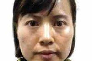 37-year-old Pin Yun Lin was last seen in the Calton area of Glasgow on Sunday 17 February. Picture: Police Scotland/PA Wire