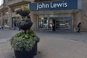 John Lewis warned that it might have to axe the bonus payout for the first time since 1953. Picture: Neil Hanna