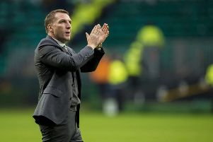Brendan Rodgers left Celtic earlier this week. Picture: SNS
