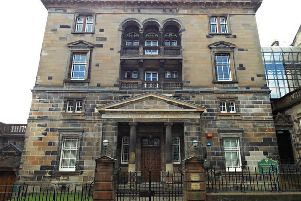 St Aloysius' College in Glasgow