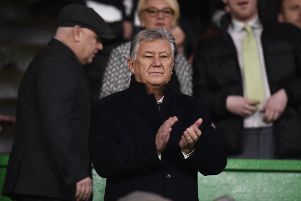 Former Celtic defender Mark Wilson has called on Peter Lawwell to loosen the purse strings. Picture: SNS Group