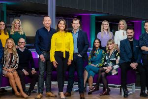The Nine is the flagship news and current affairs show created for the new BBC Scotland channel.