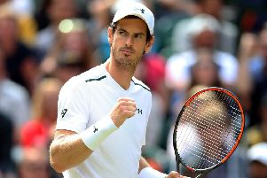Andy Murray. Picture: John Walton/PA Wire