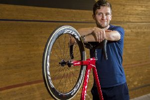Callum Skinner has announced his retirement from elite level cycling. Picture: SNS Group