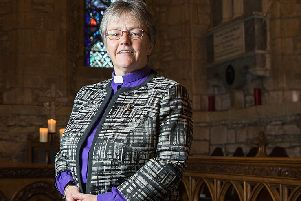 The Rt Rev Susan Brown, Moderator of the General Assembly of the Church of Scotland