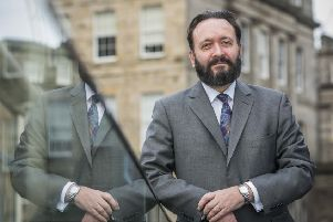 Chief executive Tomas Carruthers expects the Scottish Stock Exchange to 'launch within months'. Picture: Chris Watt