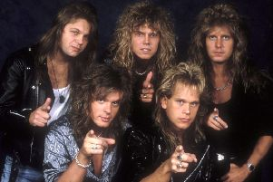 Europe had a No.1 smash hit with The Final Countdown, so heed their warning and check  if you can reclaim PPI before it's too late. Picture: Andre Csillag/REX/Shutterstock